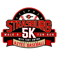 Stephen Strasburg 5k with Tony Gwynn